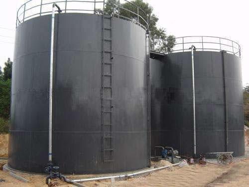 15T碳钢立方储蓄罐